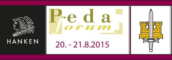 Peda-forum-päivien logo
